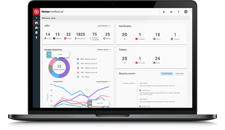 Veritas | The Leader in Enterprise Data Protection