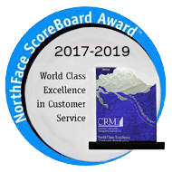 Veritas Earns 2019 NorthFace Scoreboard Award for Delivering 'World-Class' Customer Service